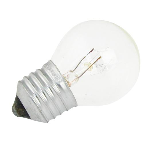 Kogellamp E27 25W 230v Helder Gloeilampen