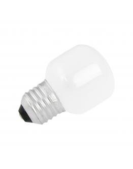Kogellamp E27 25W 230v Melkglas