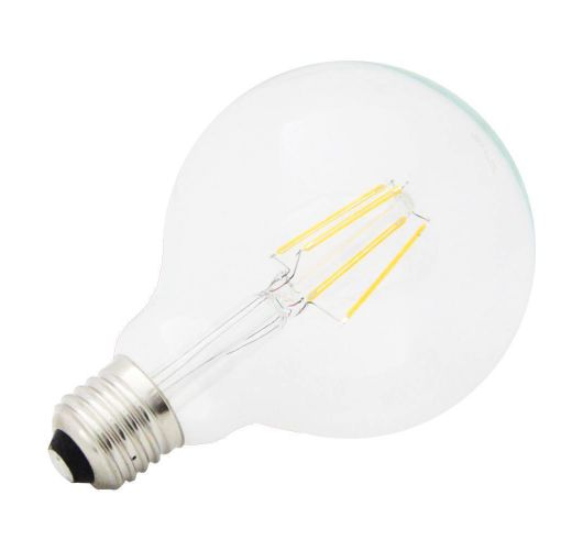 LED Lamp Globe 4w E27 Clear