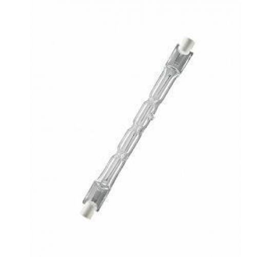 Staafhalogeen RC lang R7s 100w 118mm 230V  Halogeenlampen