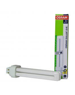 Osram Dulux D/E 26W 830 | Warm Wit - 4-Pin