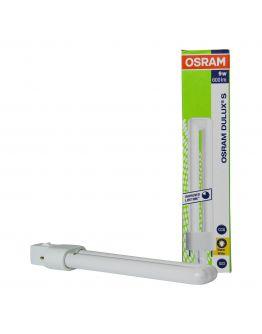 Osram Dulux S 9W 830 | Warm Wit - 2-Pin