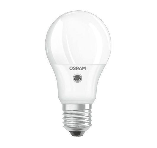 Osram Parathom Classic E27 A 5W 827 Mat | met Daglichtsensor - Vervangt 40W Ledlampen