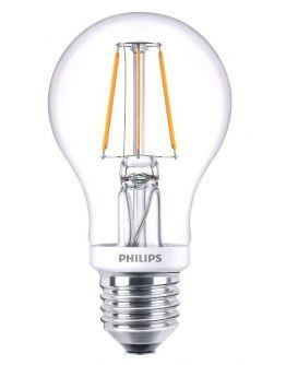 Philips Classic LEDbulb E27 A60 5W 827 Helder | Dimbaar - Vervangt 40W