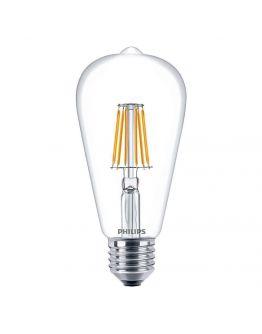 Philips Classic LEDbulb E27 Edison 4.3W 827 Helder | Vervangt 40W
