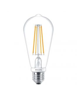 Philips Classic LEDbulb E27 Edison 7W 827 Helder | Dimbaar - Vervangt 60W
