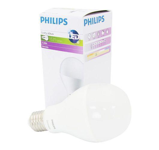 Philips CorePro LEDbulb E27 13W 827 Mat | Dimbaar - Vervangt 100W LED-lampen