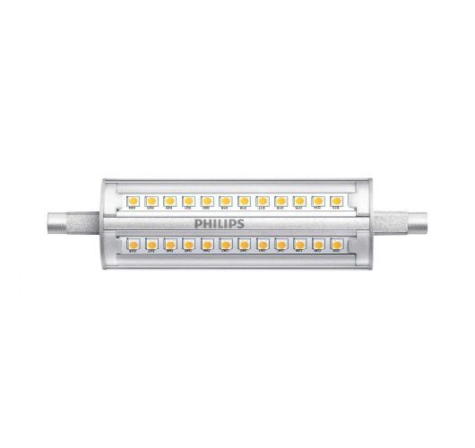 Philips CorePro R7s 14W 830 118mm | Dimbaar - Vervangt 100W LED-lampen