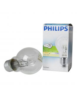 Philips EcoClassic 70W E27 230V A60 Clear