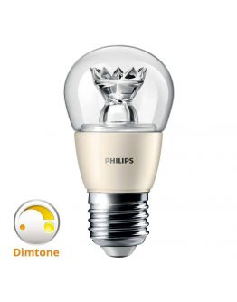 Philips LEDluster E27 P48 6W 827 Helder (MASTER)   DimTone Dimbaar - Vervangt 40W