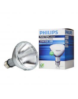 Philips MASTERColour CDM-R Elite 35W 930 E27 PAR30L 30D | Warm Wit - Beste Kleurweergave