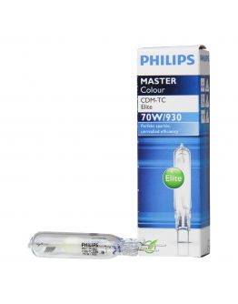 Philips MASTERColour CDM-TC Elite 70W 930 G8.5 | Warm Wit - Beste Kleurweergave