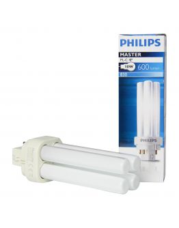 Philips PL-C 10W 830 4P (MASTER) | Warm Wit - 4-Pin