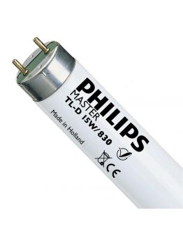 Philips TL-D 15W 830 Super 80 (MASTER) | 44cm - Warm Wit