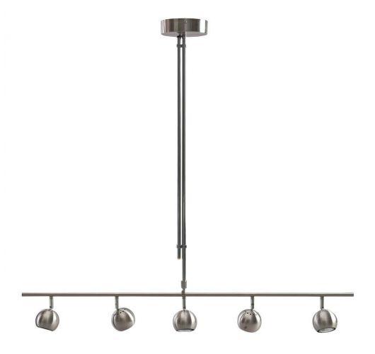 Globo Hanglamp Staal (Max. 50w) Plafondlamp