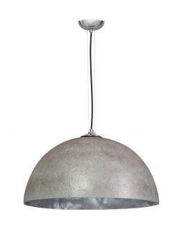 MezzoTondo Hanglamp Grijs / Zilver 50 cm (max 60w)