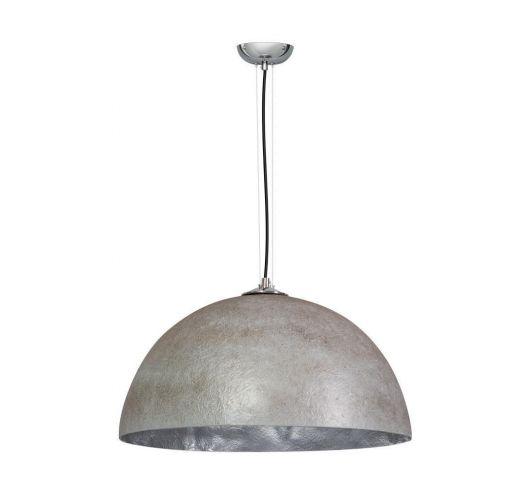 ETH Hanglamp Mezzo Tondo | Ø50 CM | Grijs/Zilver Plafondlamp