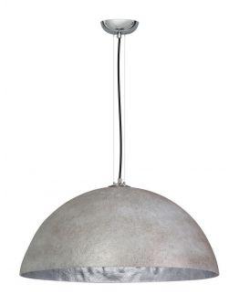 ETH Hanglamp Mezzo Tondo | Ø70 CM | Grijs/Zilver