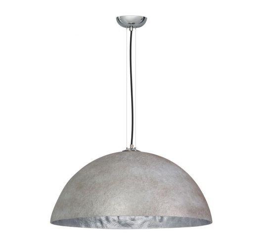 MezzoTondo Hanglamp Grijs / Zilver 70 cm (max 60w) Plafondlamp