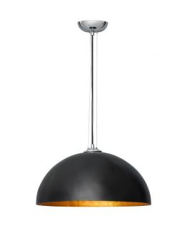 ETH Hanglamp Mezzo Tondo Krijtverf | Ø50 CM | Zwart/Goud