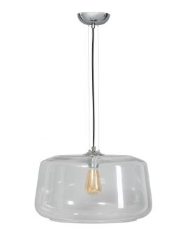 Hanglamp Surbo helder glas (Max 60w)
