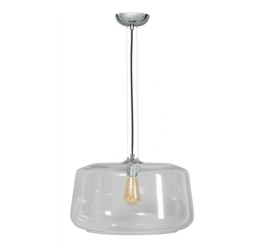 ETH Hanglamp Surbo | Glazen Kap Plafondlamp