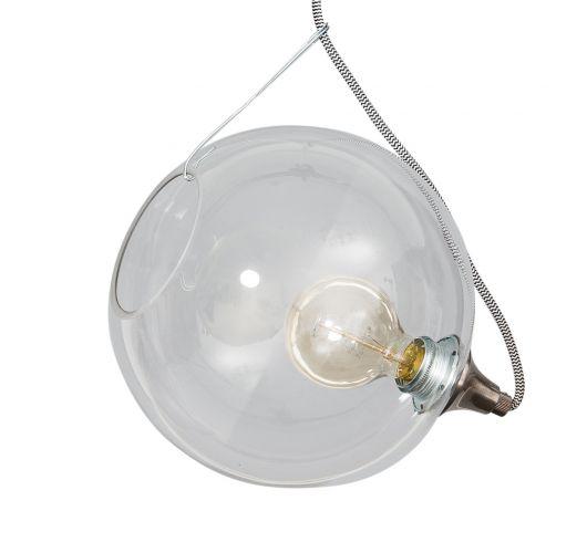 Los Glas 25cm t.b.v. de Calvello hang/plafond lamp| Helder Overigen