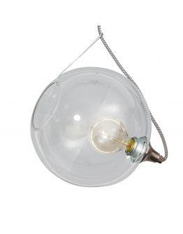 Los Glas 30cm t.b.v. de Calvello hang/plafond lamp| Helder