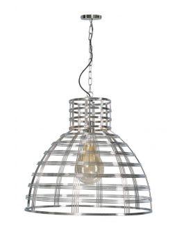 Molfetta Hanglamp Chroom D70xH61 cm (Max. 75w)