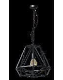 ETH Hanglamp Hope | Ø46 CM | Zwart Hanglampen