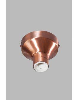 Tasso Plafondlamp Koper (max 60w)