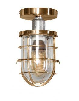 Matino Plafondlamp goud (max 60w)
