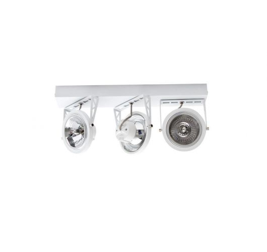 Lofar Plafond / Wand Spot Wit (max 50w)