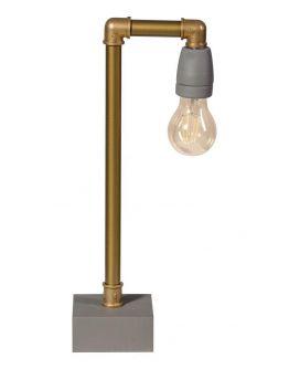 ETH Tafellamp GassedUp | Mat Goud