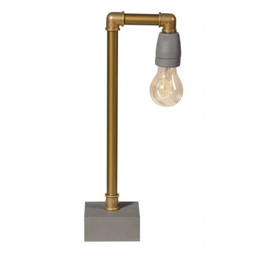 GassedUp Tafellamp goud (max 60w)