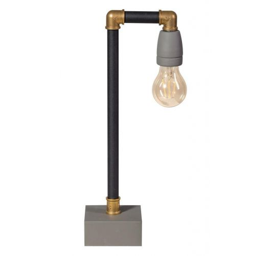 ETH Tafellamp GassedUp | Mat Zwart Tafellampen