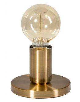 Base Tafellamp Vintage Goud (Max. 60w)