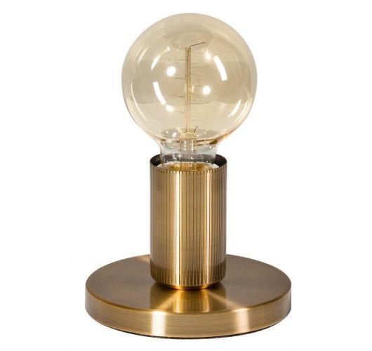 Base Tafellamp Vintage Goud (Max. 60w) Tafellampen