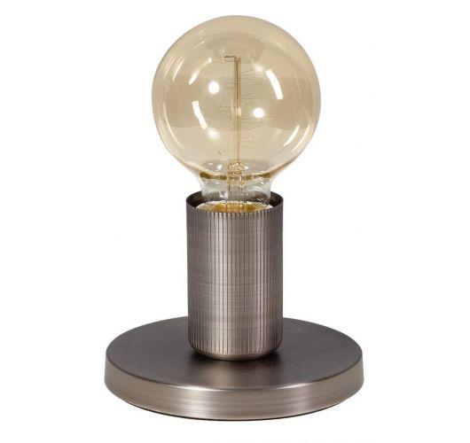 Base Tafellamp Staal (Max. 60w) Tafellampen