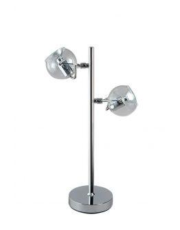 Vetro Tafellamp Chroom (max 35w)