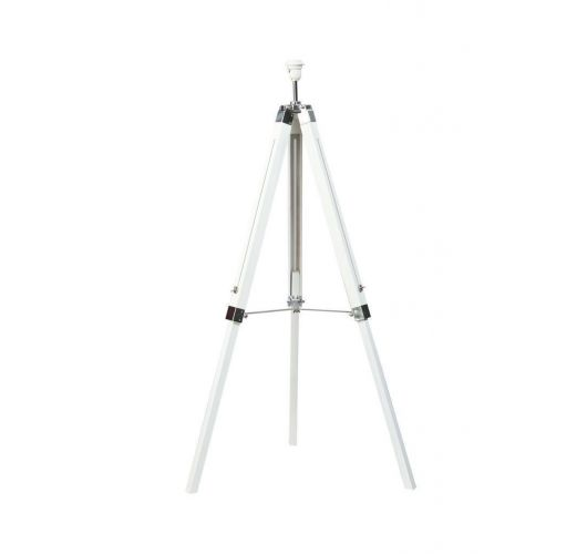 Marsala Vloerlamp Wit (max 60w)