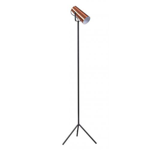 ETH Vloerlamp StandUp | Zwart/Koper Vloerlampen