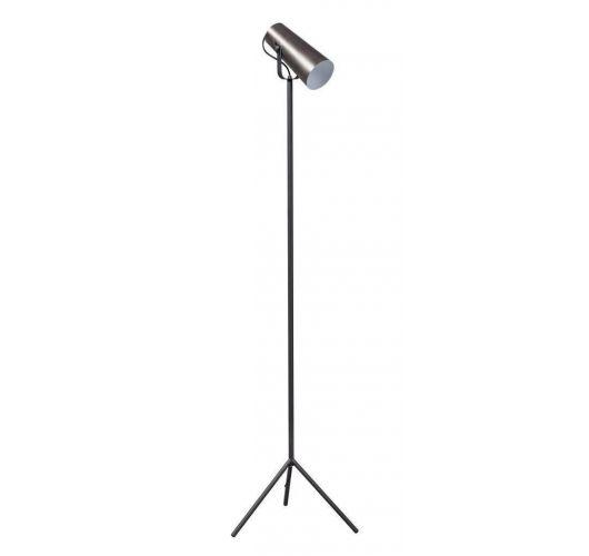 ETH Vloerlamp StandUp | Zwart/Staal Vloerlampen