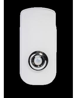 ETH Nachtlamp LED Wit | Sensor | Zaklampfunctie