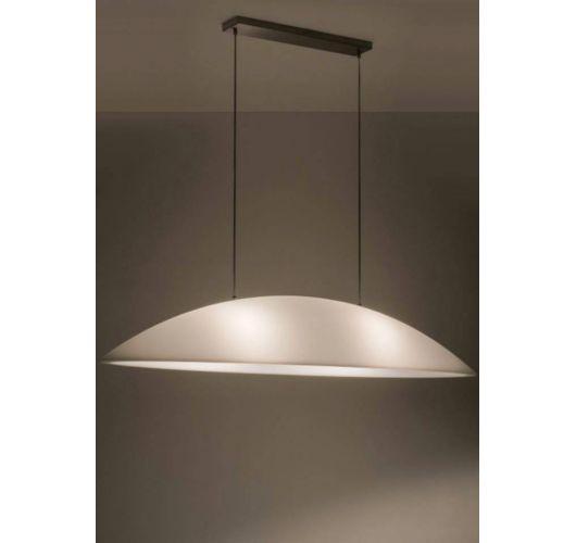 Formadri Hanglamp Ovaal 150 CM White Hanglampen