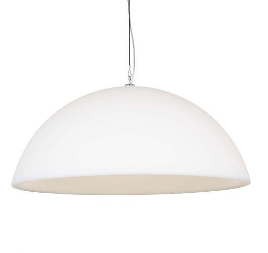 Formadri Hanglamp Basic Dome 90 CM White Plafondlamp