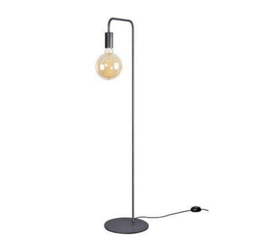 Cassano Vloerlamp - Zwart Staal - Ztahl by Dijkos Overigen