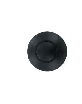 LED Vloerdimmer 230V, fase aansnijding 3W-100W Zwart