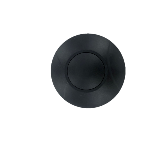 LED Vloerdimmer 230V, fase aansnijding 3W-100W Zwart  Overigen