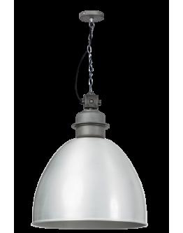 Factory Hanglamp XL Alu Metaal 55 cm (Max. 60w)
